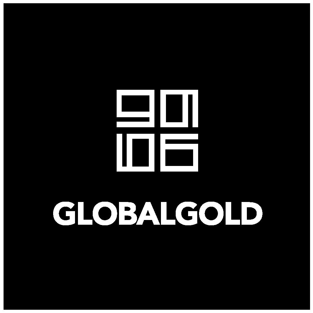 GLOBAL GOLD AG - Logo - Transparent